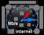 Mereni rychlosti internetu